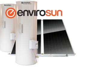 Envirsun split solar hot water heater