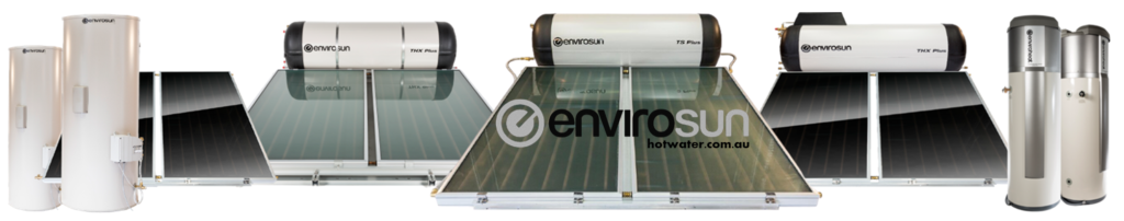 Brisbane South solar water heaters, Envirosun replace Solahart and rheem